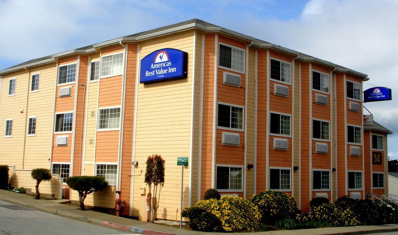 America's Best Value Inn Building