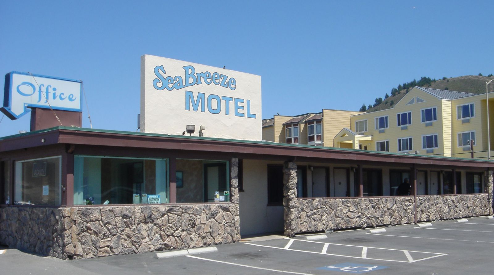 Seabreeze Motel Rockaway Beach, Pacifica