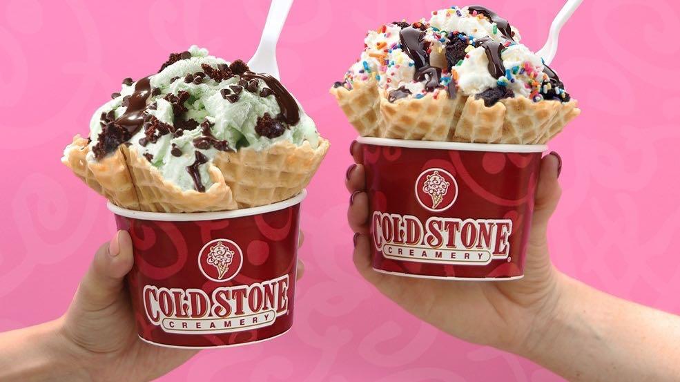 Cold Stone Creamery, Pacifica