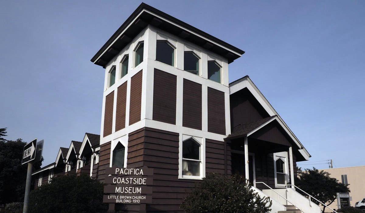 Little Brown Church Front
