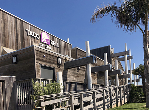 Taco Bell Pacifica