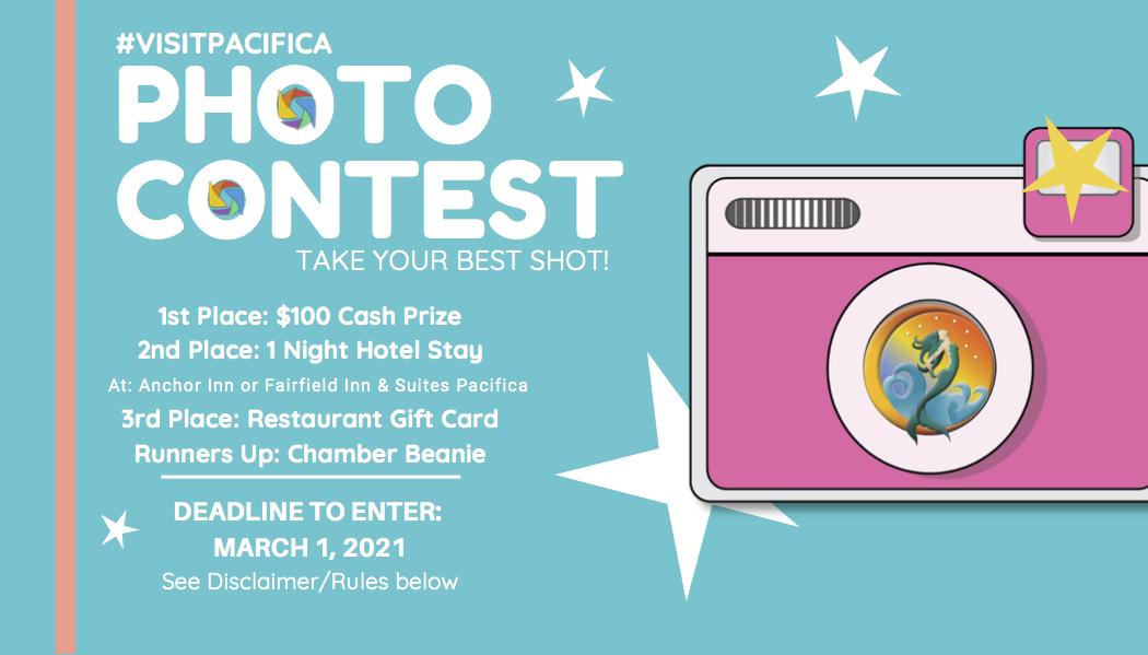 Visit Pacifica 2021 Photo Contest