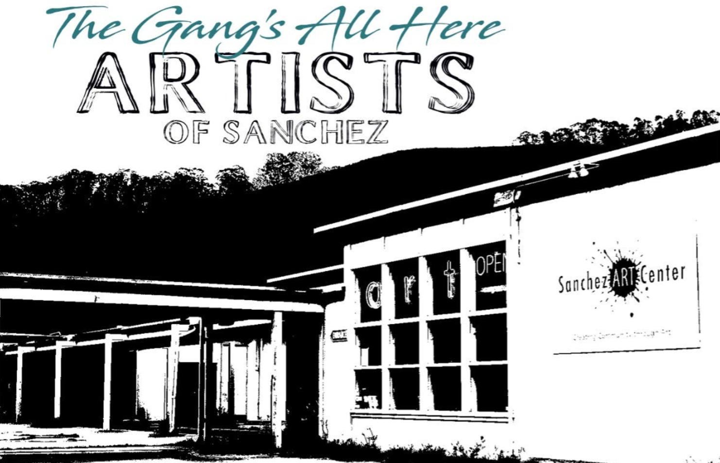 Sanchez Art Center Pacifica, CA
