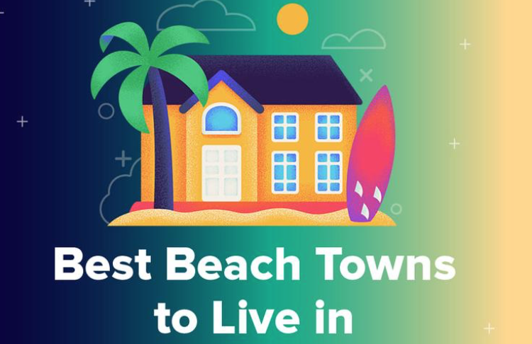 Best Beach Towns to Live In